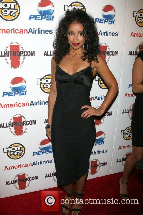Mya All Hip Hop rebirth week VIP kickoff...