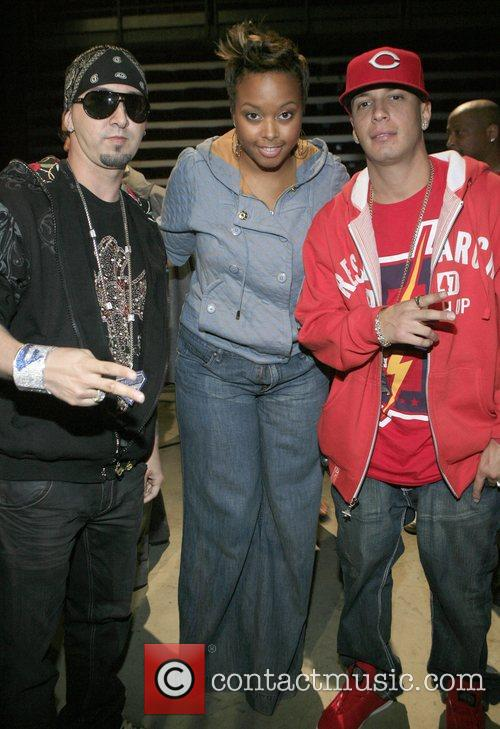 Alexis, Chrisette Michelle and Fido National Hip-Hop Summit...