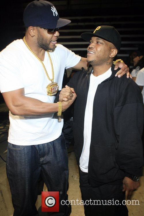 Flo-Rida and Styles P National Hip-Hop Summit 'Turn...