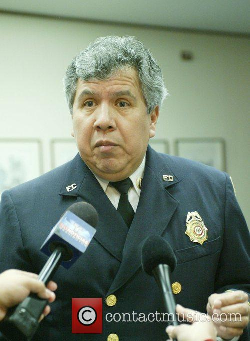 Lt. Raul Castillo The US Fire Administration, US...
