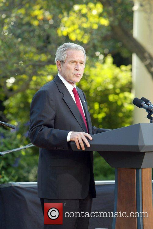 President George W. Bush Hispanic Heritage Month Celebration...