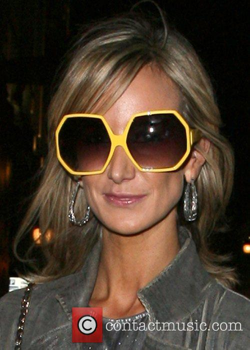 Lady Victoria Hervey wearing a pair of £5...