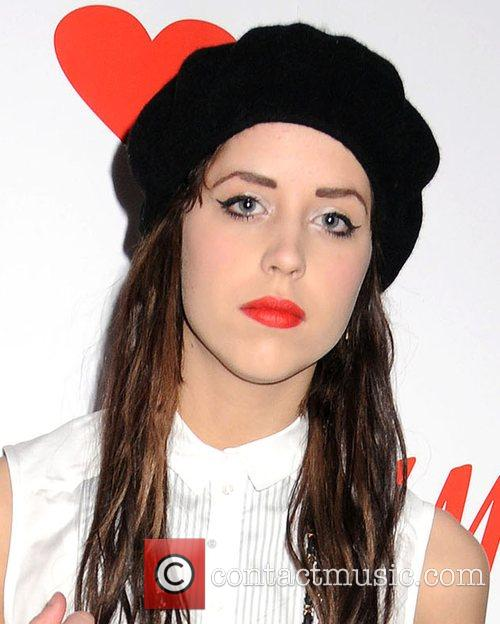 Peaches Geldof  launch party for the new...