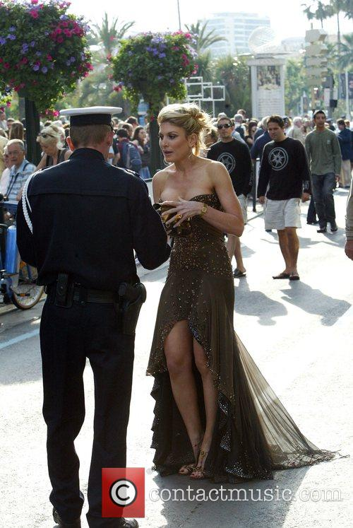 The 2008 Cannes Film Festival - Day 1...