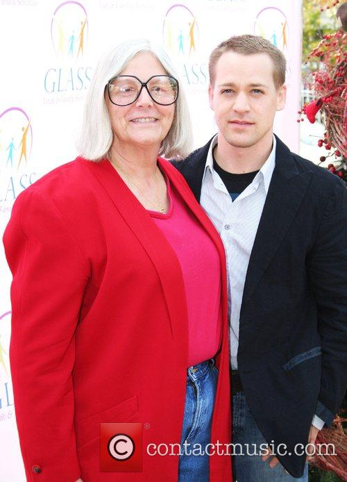 Terry DeCrescenzo and T.R. Knight GLASS Youth and...