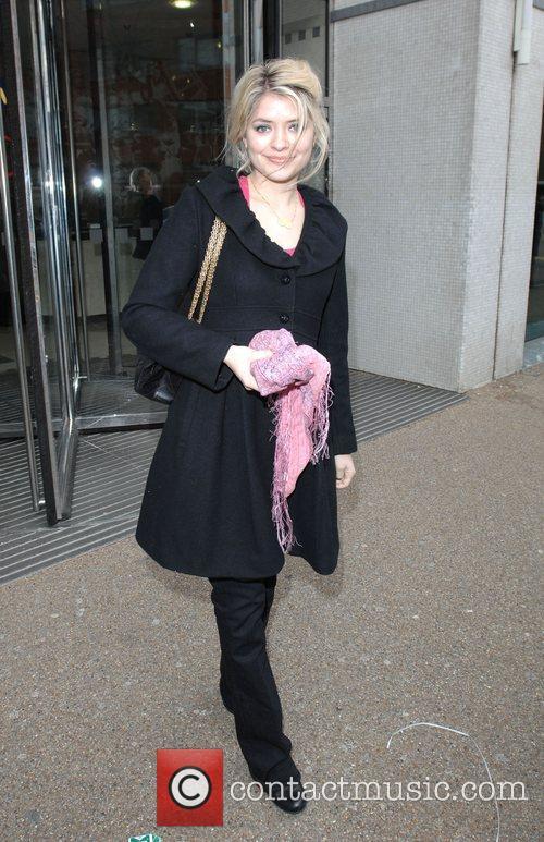 Leaving the London Studios