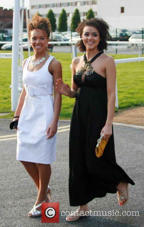 Nathalie Emmanuel and Hollyoaks 3