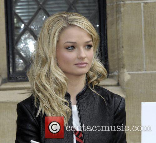 Emma Rigby who plays Hannah Ashworth The cast...