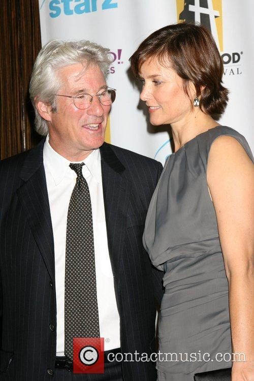 Richard Gere and Carey Lowell 4