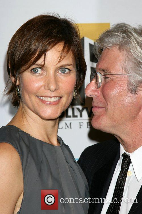 Richard Gere and Carey Lowell 1