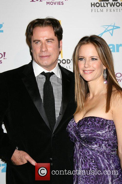 John Travolta and Kelly Preston 1