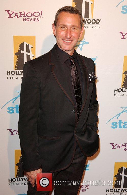Adam Shankman, Beverly Hilton Hotel