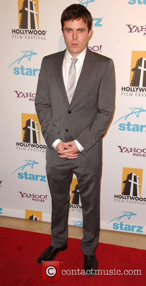 Casey Affleck, Beverly Hilton Hotel