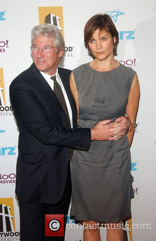 Richard Gere and Carey Lowell 9