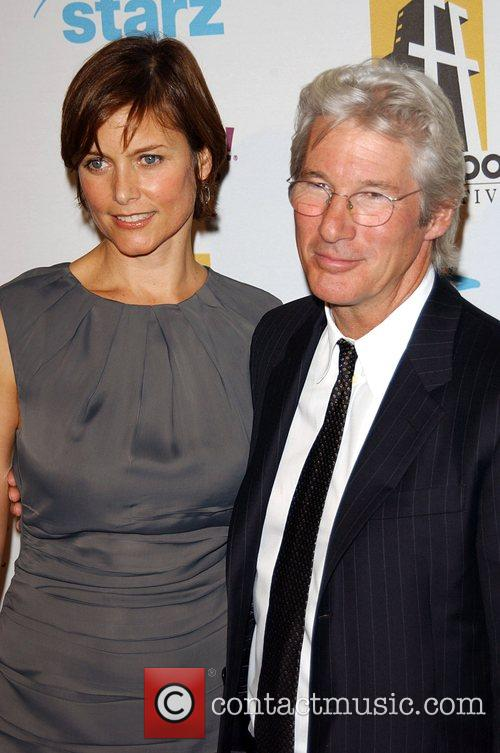 Richard Gere and Carey Lowell 10