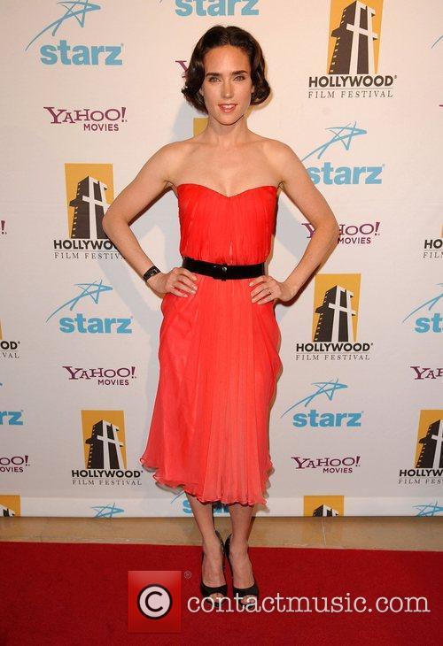 Jennifer Connelly, Beverly Hilton Hotel