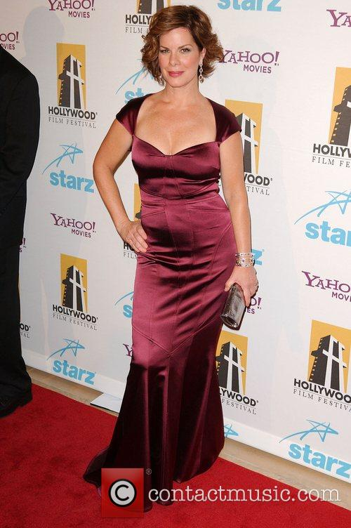 Marcia Gay Harden, Marcia Gay, Beverly Hilton Hotel
