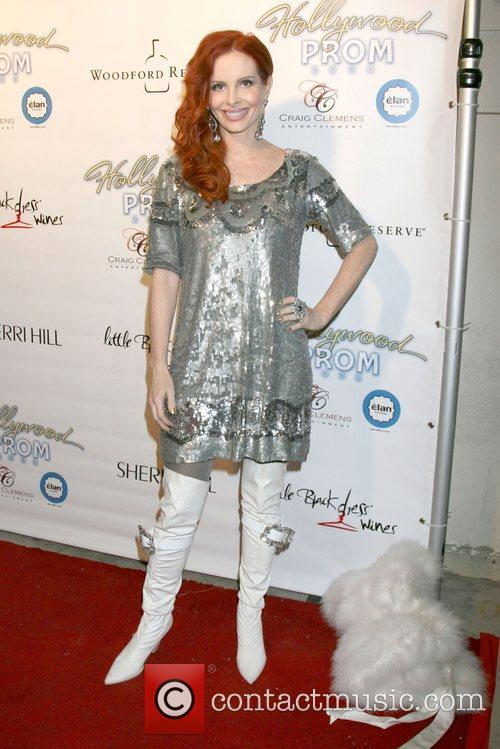 Phoebe Price Hollywood Prom Night 2008 held at...
