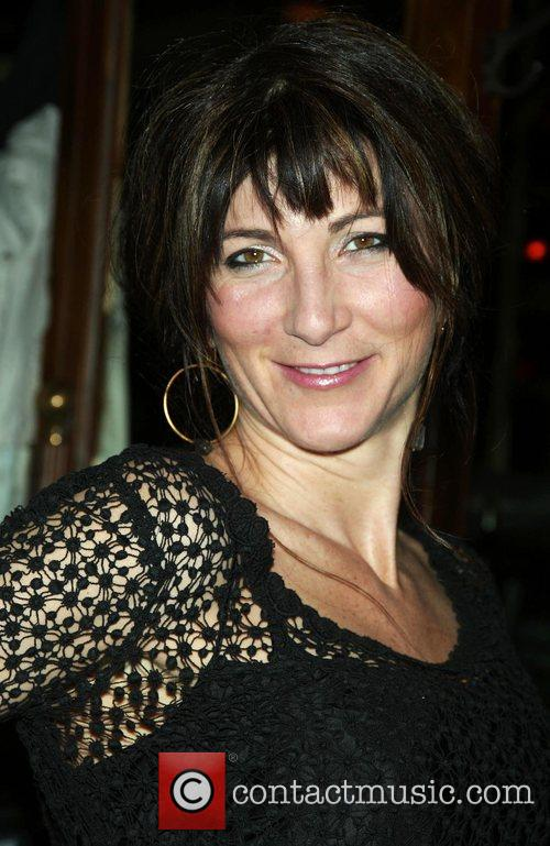 Eve Best from the TV show Prime Suspect...
