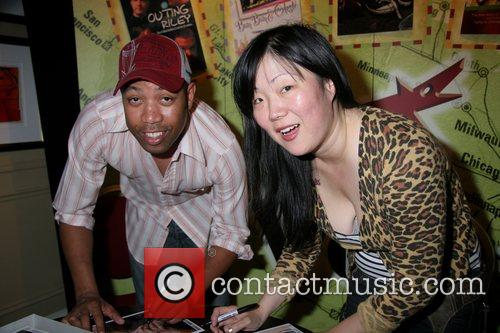 Bruce Daniels and Margaret Cho Home Media Expo...