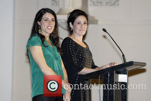 Ricki Lake and Abbey Epstein attend a screening...