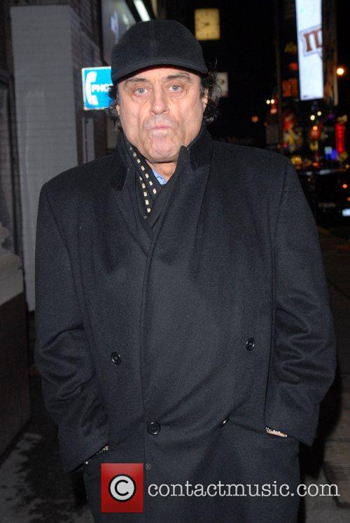 Ian McShane  Opening night of Harold Pinter's...