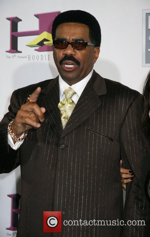 Steve Harvey The 5th Annual Hoodie Awards Hosted...