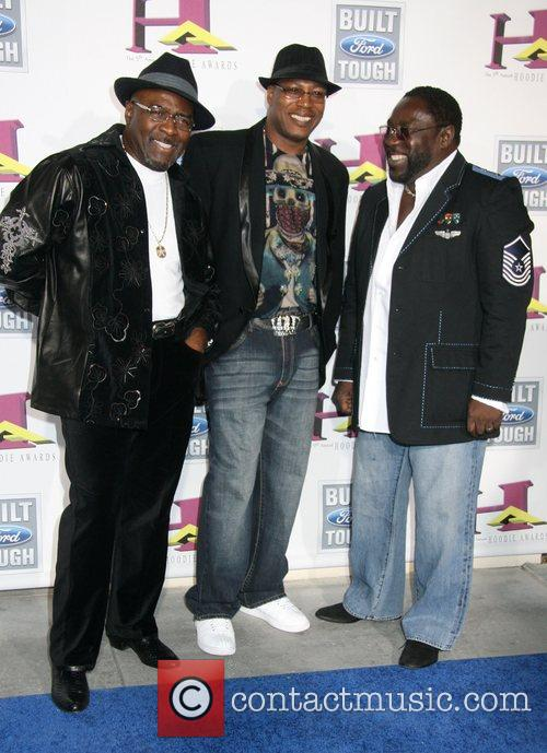 The O' Jays The 5th Annual Hoodie Awards...