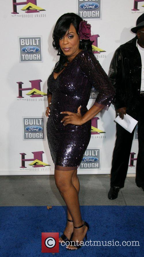 Neicy Nash The 5th Annual Hoodie Awards Hosted...