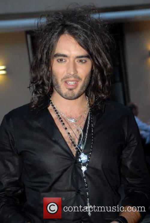 Russell Brand The Hoping Foundation Benefit Evening held...