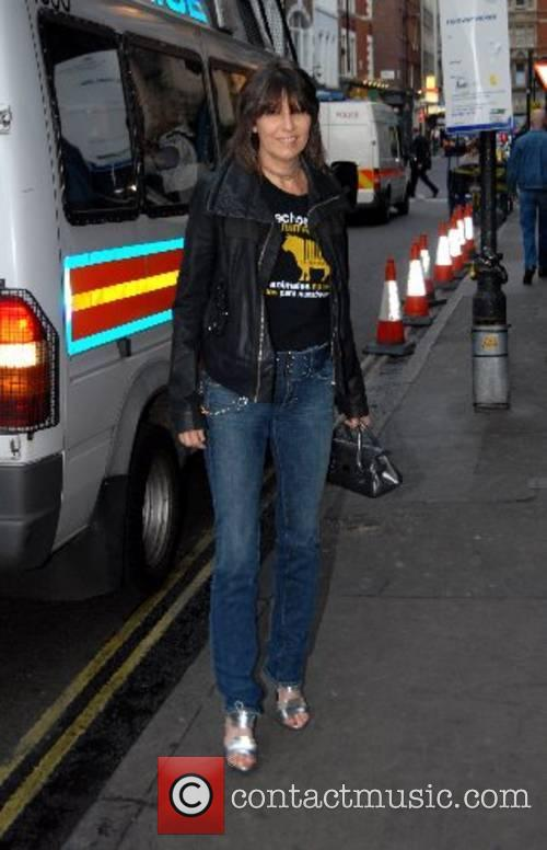 Chrissie Hynde The Hoping Foundation Benefit Evening held...