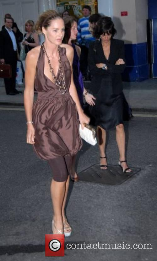 Trinny Woodall The Hoping Foundation Benefit Evening held...