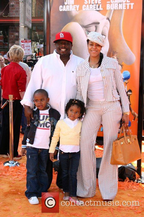 Cedric The Entertainer and Family