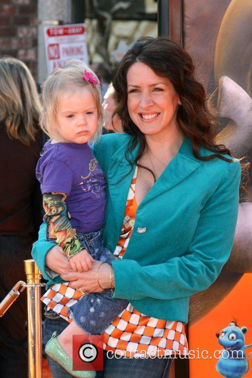 Joely Fisher and Daughter 7
