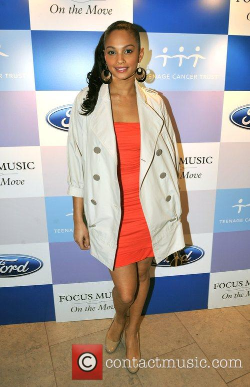 Alesha Dixon Ford Music: On the move party...