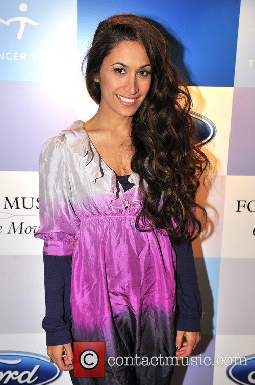 Preeya Kalidas Ford Music: On the move party...