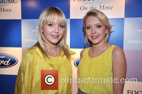 Samantha and Amanda Marchant Ford Music: On the...