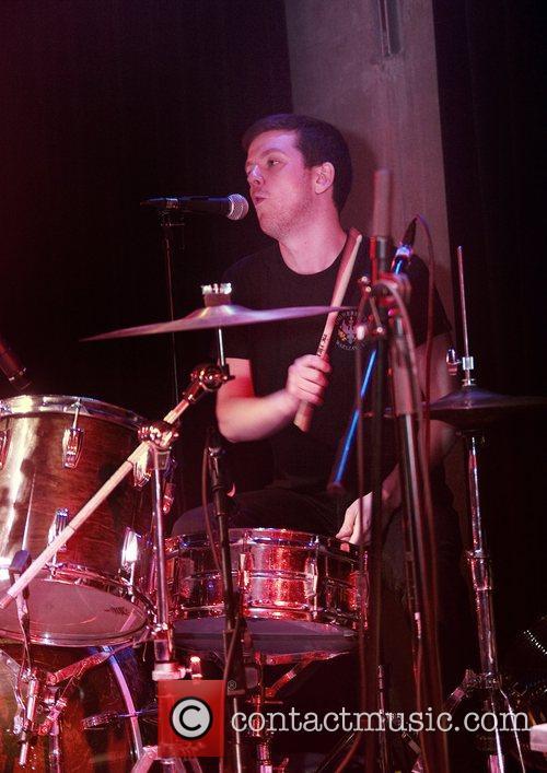Hot Club De Paris performing at Liverpool Bluecoat...