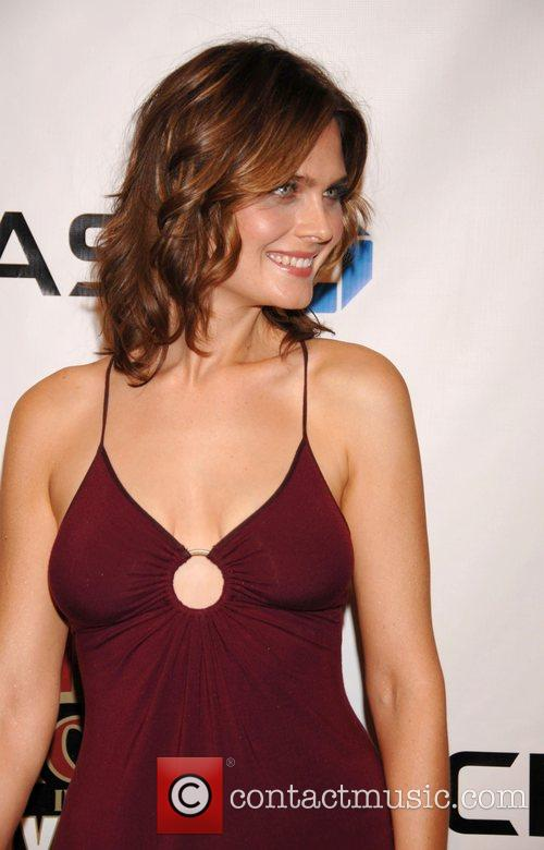 Emily Deschanel 2nd Annual 'Hot in Hollywood' held...