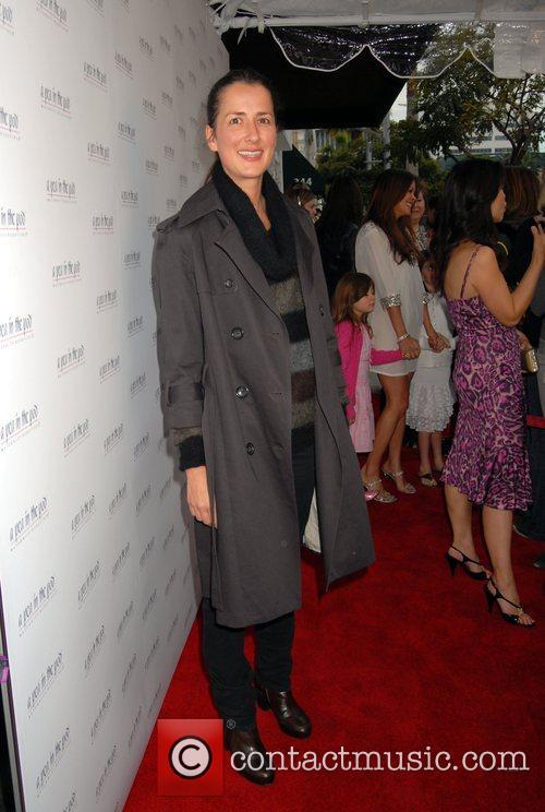 Anna Getty 'Hot Mom's Club' celebrate the release...