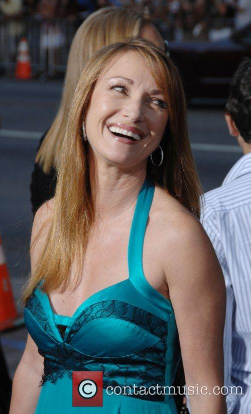Jane Seymour The Los Angelse premiere of 'Hot...