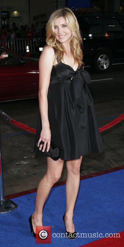 Sarah Chalke The Los Angelse premiere of 'Hot...