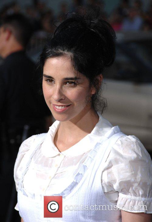 Sarah Silverman The Los Angeles premiere of 'Hot...