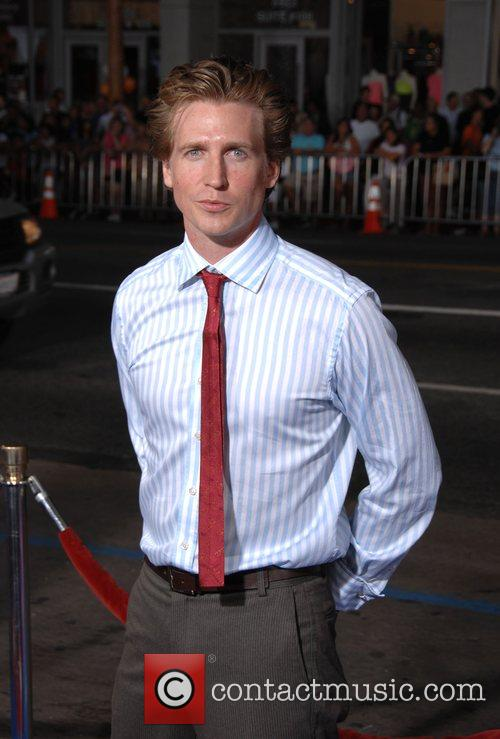 The Los Angeles premiere of 'Hot Rod' held...