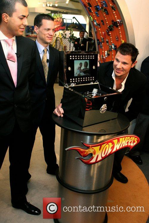 Hot Wheels 40th Anniversary Celebration and the Unveiling...