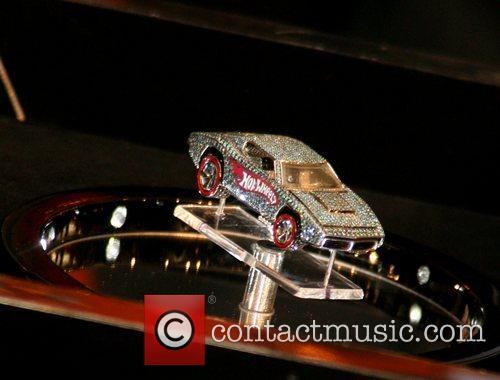 Jeweled Car Hot Wheels 40th Anniversary Celebration and...