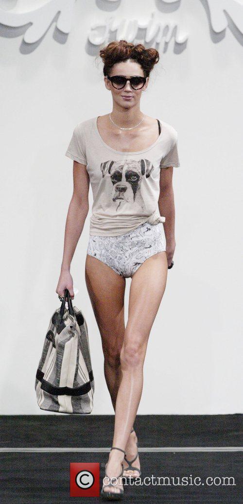 Australian Fashion Week 2008 - Hotel Bondi Swimwear Collection - Show 2