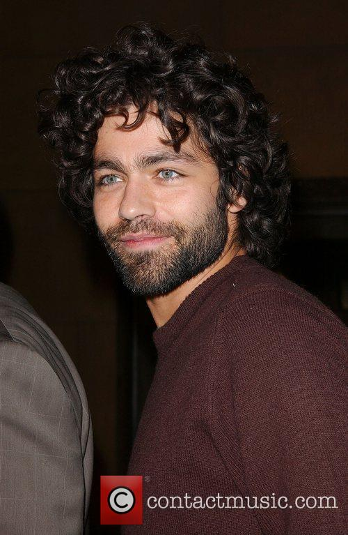 Adrian Grenier Premiere of 'The Hottie and the...