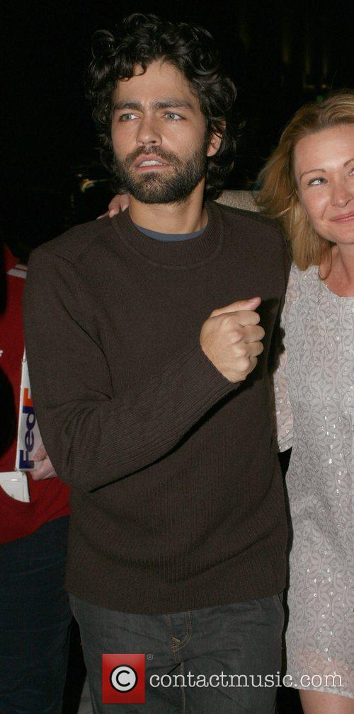 Adrian Grenier and  Afterparty for the premiere...