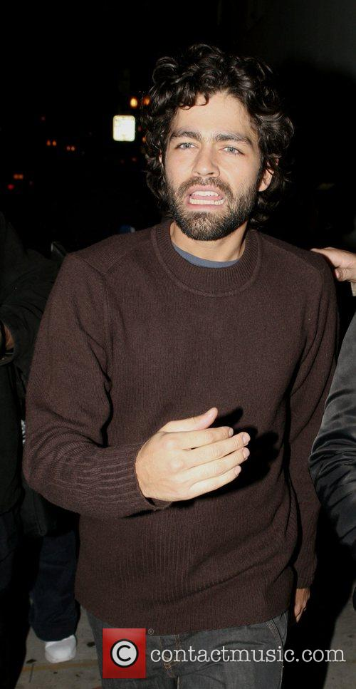 Adrian Grenier  Afterparty for the premiere of...